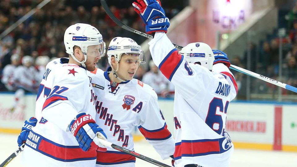 ЦСКА забросил в овертайме, но проиграл СКА