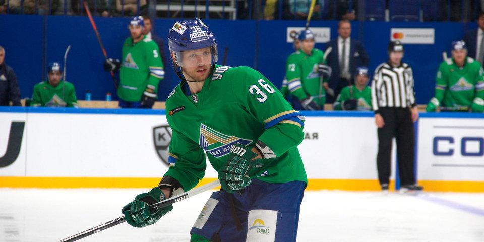 Власти Хельсинки не допустили до матча с «Йокеритом» шесть хоккеистов «Салавата Юлаева»
