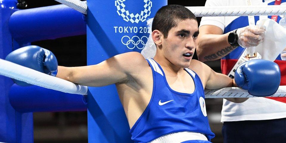 Батыргазиев вышел в финал Олимпиады