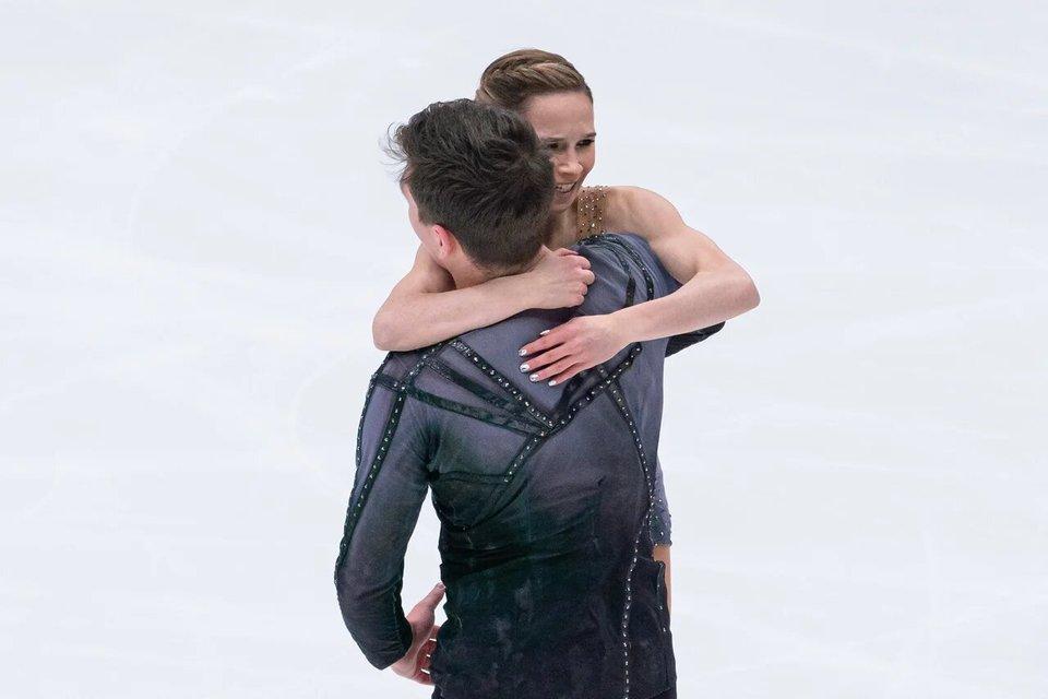 Павлюченко и Ходыкин лидируют после короткой программы на этапе Кубка России в Йошкар-Оле