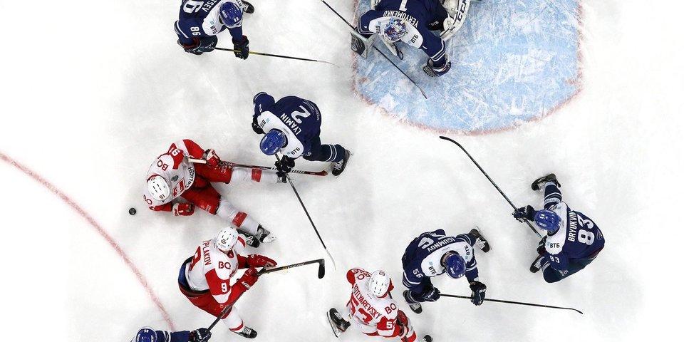 «Мужиками нужно быть». Главный арбитр КХЛ предостерег хоккеистов от приукрашиваний