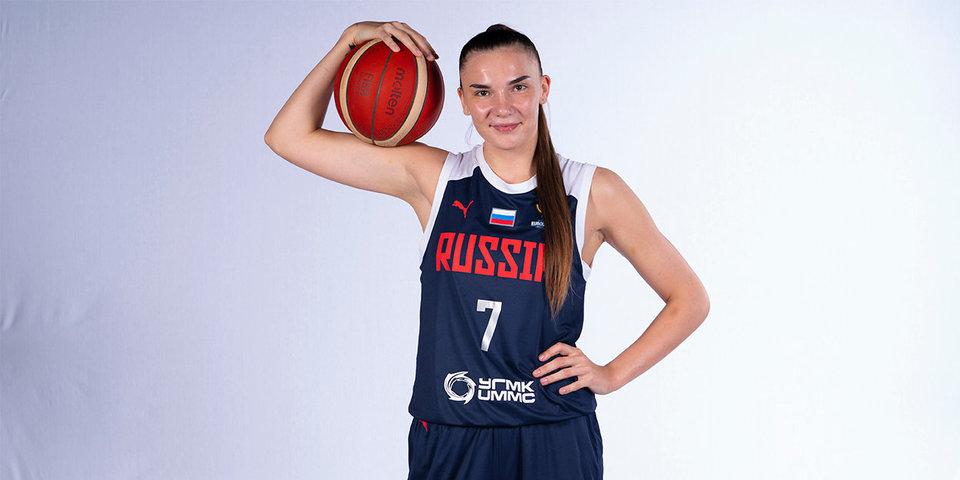 Мария Вадеева: «Хочется прервать неудачное выступление России на Евробаскете»