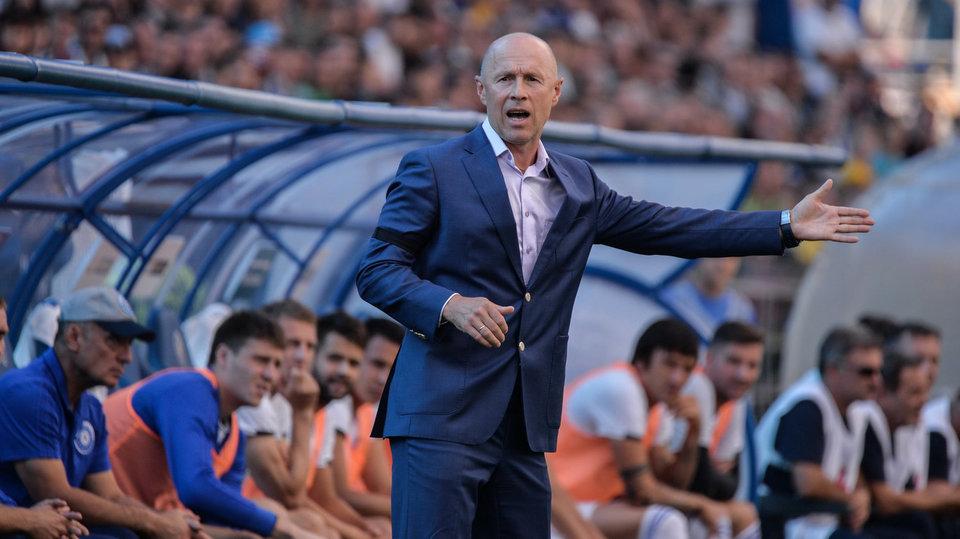 Тренер «Оренбурга»: «Мы были острее и могли увезти три очка из Тулы»