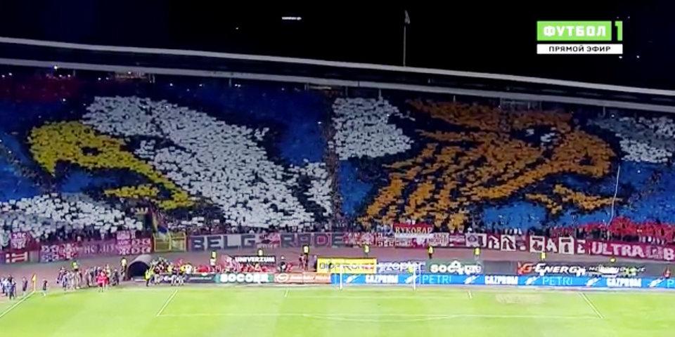 Лучший перфоманс еврокубкового сезона. Он случился в Белграде