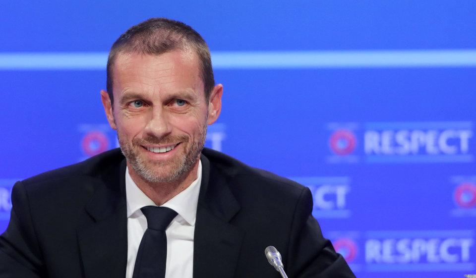 СМИ: УЕФА предложил три варианта завершения клубного сезона