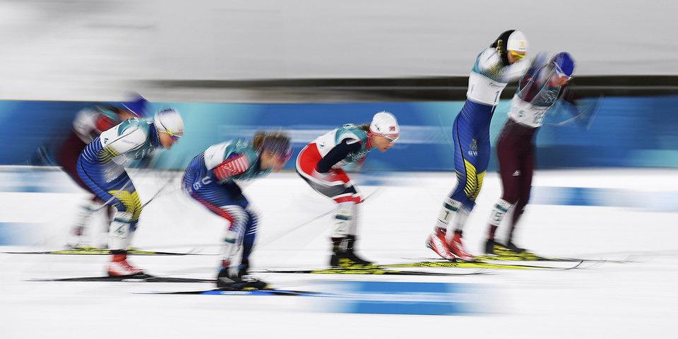 Определен состав российской команды лыжниц на следующую гонку в рамках ОИ