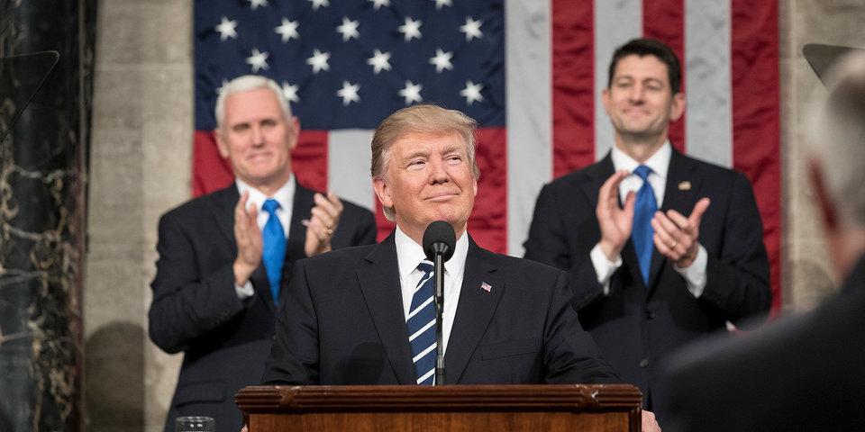 Трамп включился в борьбу за Олимпиаду для США