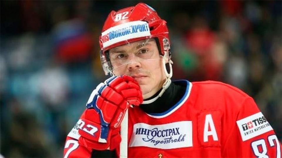 Медведев покинул «Авангард»