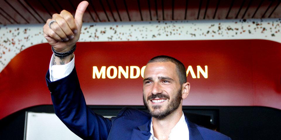 Почему Бонуччи в «Милане» — это не погоня за деньгами