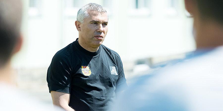 Подпалого могут уволить в случае поражения «Арсенала» от «Динамо»