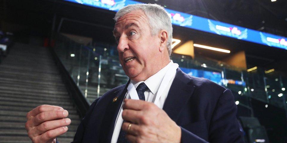 Новый президент ИИХФ Люк Тардиф: «Мы должны активнее работать, чтобы все-таки помочь НХЛ с приездом на ОИ-2022»