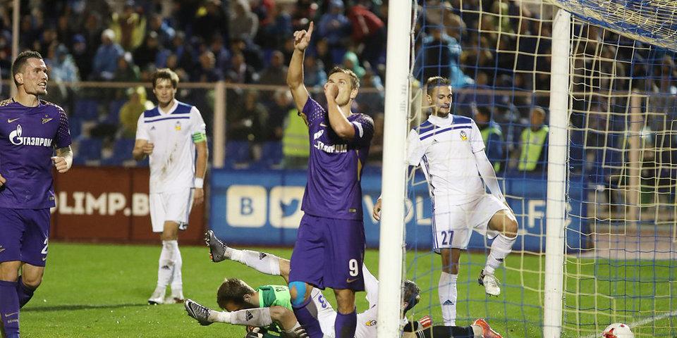 «Зенит» в ноябре проведет товарищеский матч против «Шальке»