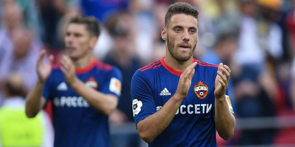 Никола Влашич: «Это нормально, что у ЦСКА были взлеты и падения»