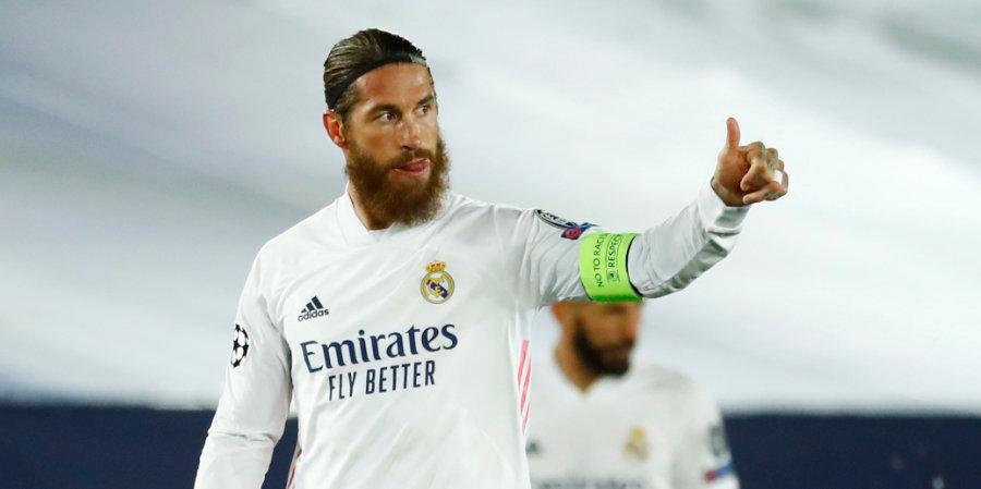 «Реал» хочет продлить контракт с Рамосом на два года