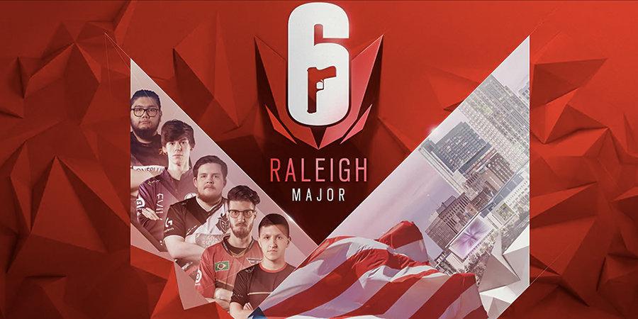 Трансляция крупного турнира по Rainbow Six в США