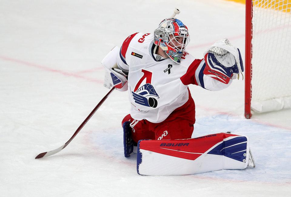 Паскуале, Хольм и Принс — лучшие игроки КХЛ в январе