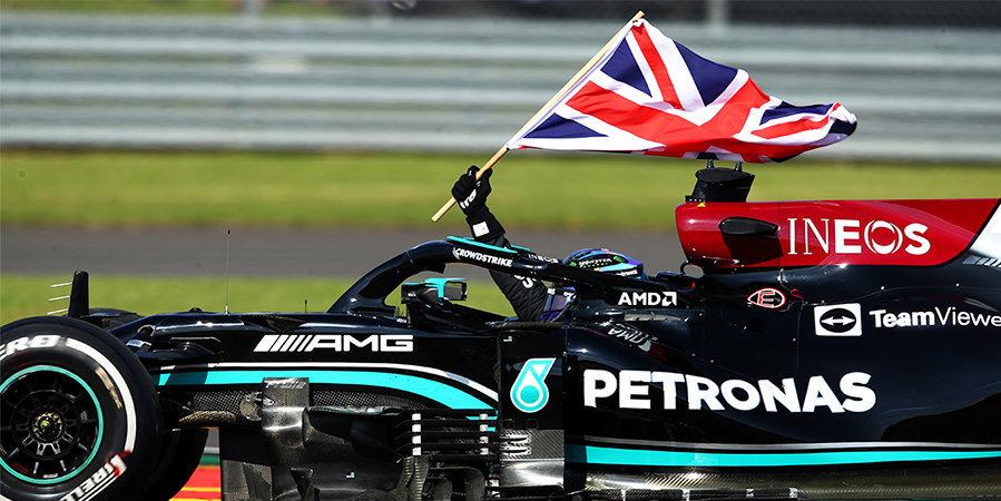 Хэмилтон потеряет 10 позиций на старте Гран-при Турции из-за замены двигателя