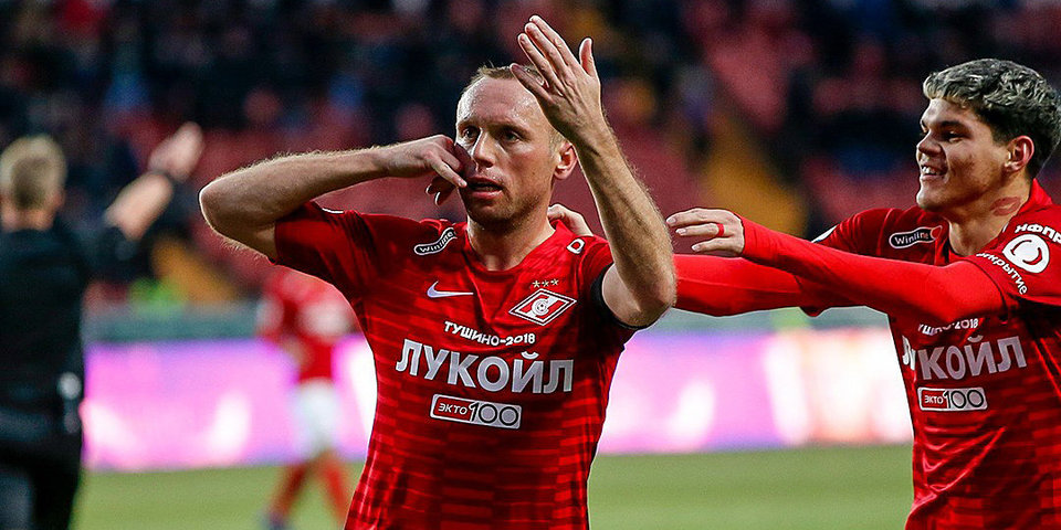 Почему «Спартак» проведет концовку сезона сильнее конкурентов?  Лучшие тексты 11 апреля