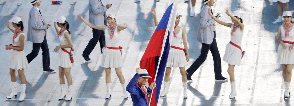«Нести флаг страны на открытии Олимпиады – вершина признания». Андрей Кириленко – об эмоциях знаменосца