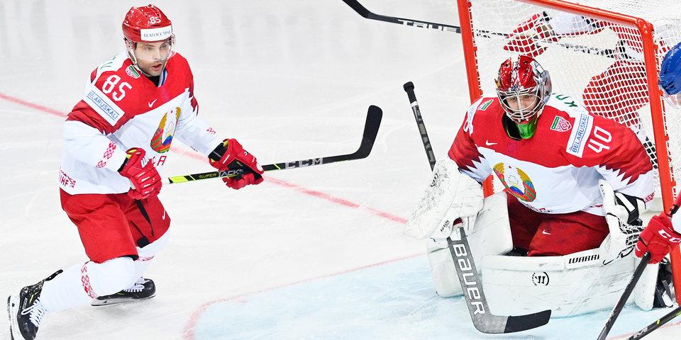 Белоруссия уступила Великобритании, Канада одержала свою первую победу на ЧМ