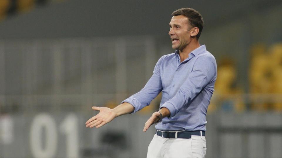 Украина проиграла Мальте в товарищеском матче