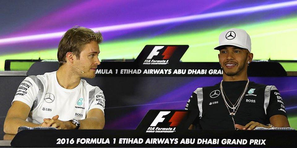 Росберг или Хэмилтон? Чем закончится решающий Гран-при Абу-Даби