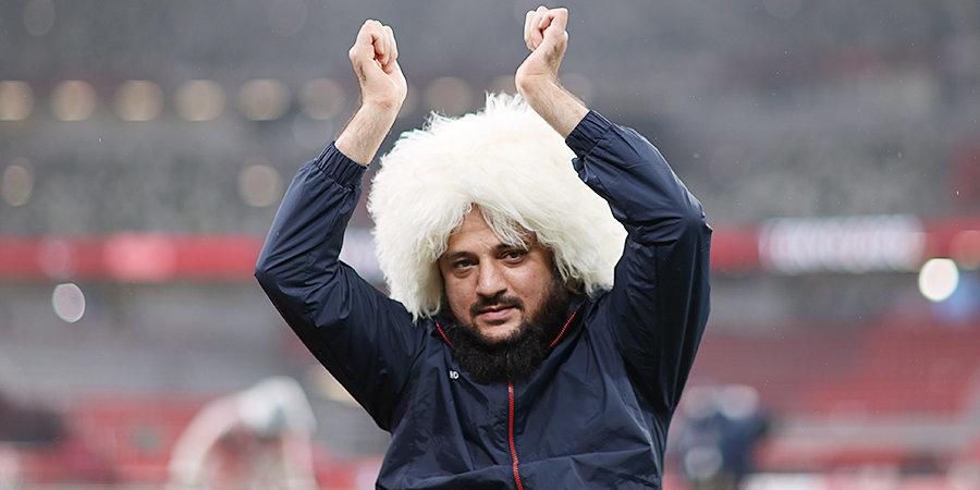 Муса Таймазов: «Лично знаком с Хабибом. Мне нравится этот парень»