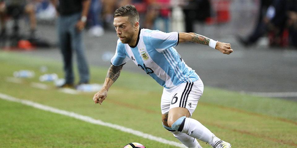 Гомес продлил контракт с «Аталантой»