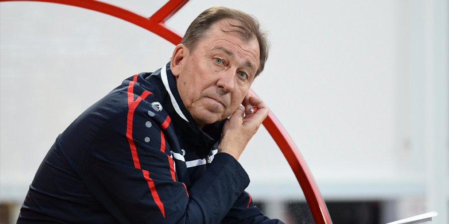 Сергей Павлов: «Удивительно! Мы оказались ниже «Арсенала», набрав в основное время очков больше»