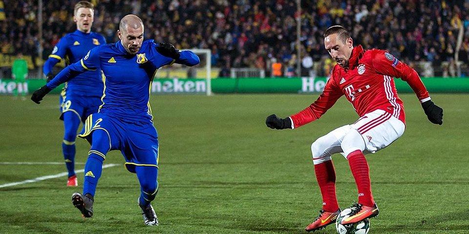 Тимофей Калачев: «Когда забили «Баварии» второй гол, подумали: это наш день!»