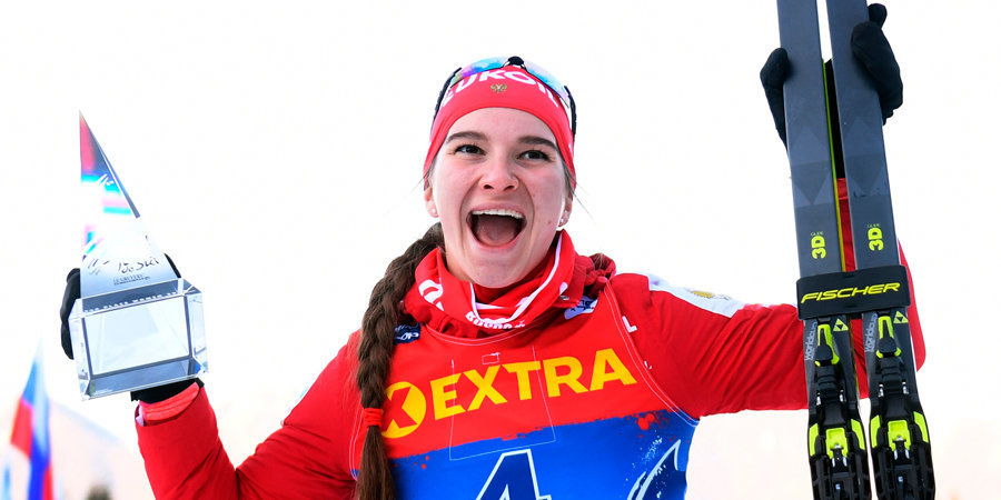 Непряева и Ступак избежали дисквалификации на «Тур де Ски»