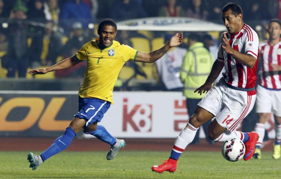 «Ювентус» объявил о переходе Дугласа Косты из «Баварии»