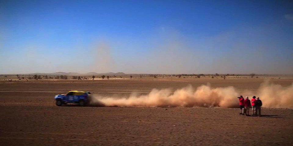 Сайнс выиграл 10-й этап в классе автомобилей. Аль-Аттия — чемпион «Дакара»