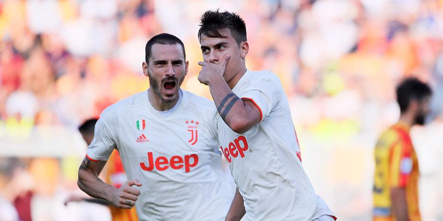 Сарри спасает карьеру Дибалы. Аргентинец забил 4 гола в 4 матчах и научился играть с Роналду