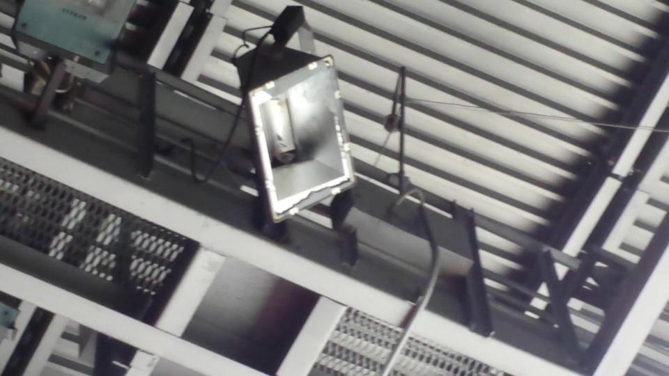 На домашней арене «Кузни» взорвался прожектор, есть пострадавшие