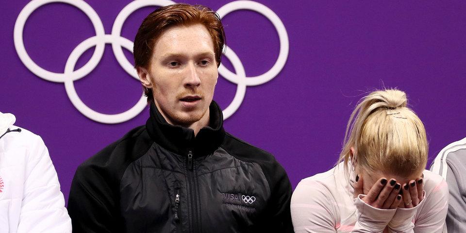 Тарасова и Морозов занимают первое место после короткой программы на турнире в Финляндии