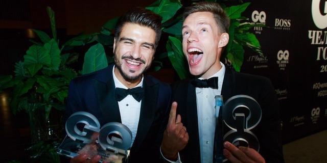 Ведущие шоу «Культ тура» на «Матч ТВ» стали победителями в номинации «Лицо из телевизора» премии GQ