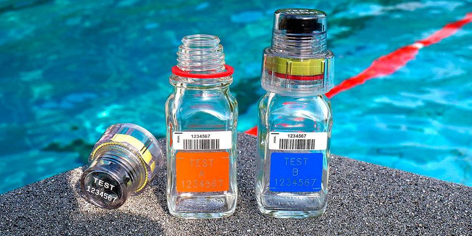 Компания Berlinger показала новые бутылки для допинг-контроля