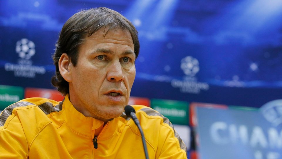 Руди Гарсия станет главным тренером «Лиона»