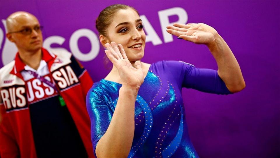 Двукратная олимпийская чемпионка Мустафина родила ребенка