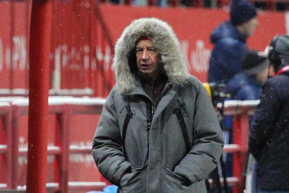 Семин: останусьли в«Локомотиве»? Больше тревожит будущее клуба