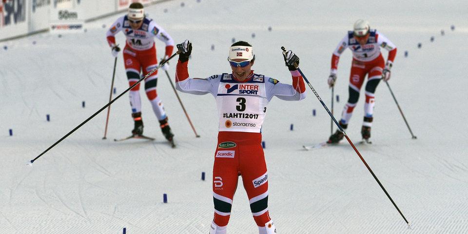 Бьорген еще не приняла решение о продолжении карьеры