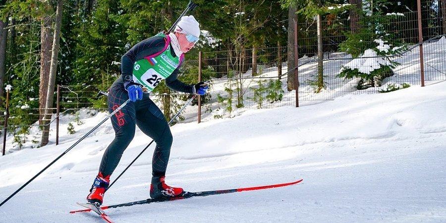 Наталья Ушкина: «Этот чемпионат России — полный успех для меня»