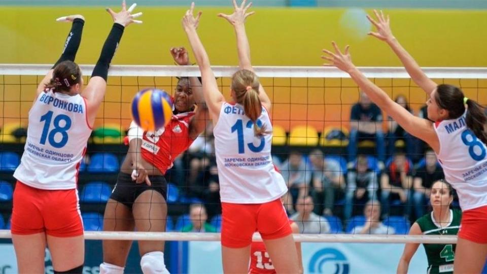Определились пары плей-офф женского чемпионата России