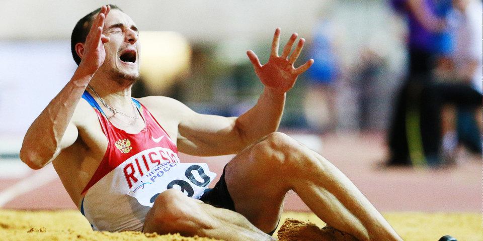 Легкоатлеты возглавили топ самых тестируемых РУСАДА спортсменов