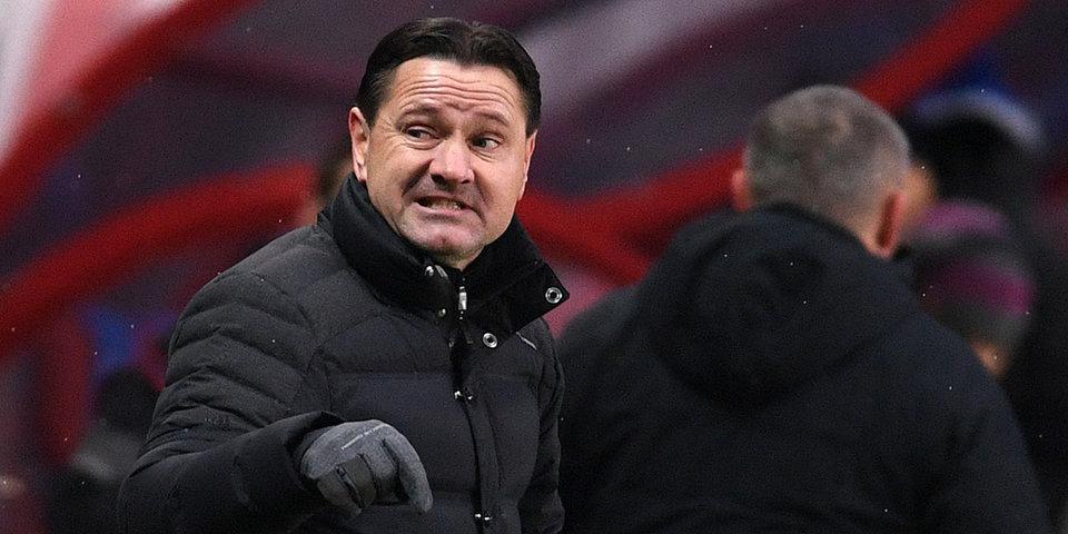 Дмитрий Аленичев: «Счастлив, что в матче с «Ростовом» мы добились ничьей»