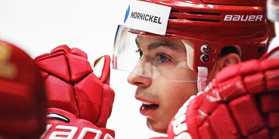 «Мне про Гусева говорили — маленький, не заиграет». О пути хоккеиста в элиту рассказал его первый тренер