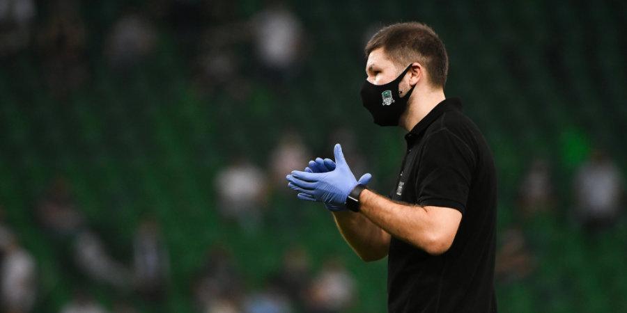 Через неделю «Краснодару» играть в плей-офф Лиги Европы. Что за зиму успел сделать Мусаев?
