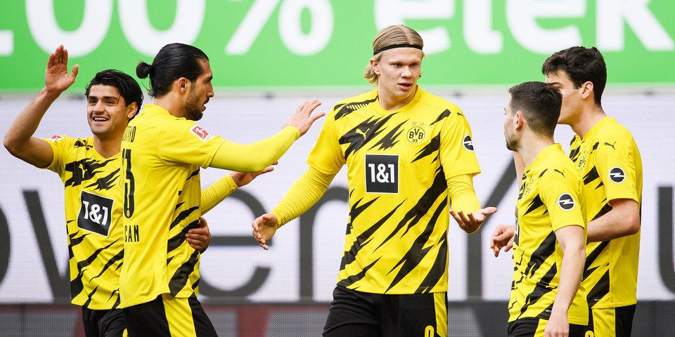 Дортмундская «Боруссия» за прошедший сезон потеряла 358 млн евро
