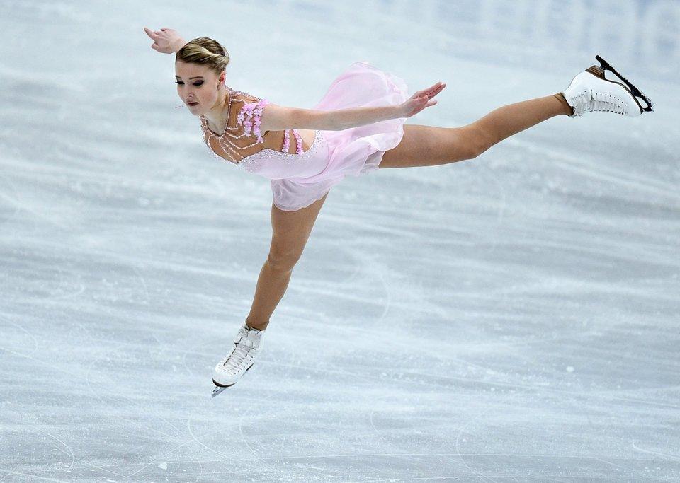 Мария Сотскова: «К сожалению, когда я выхожу на старт, то немного закрепощаю себя»